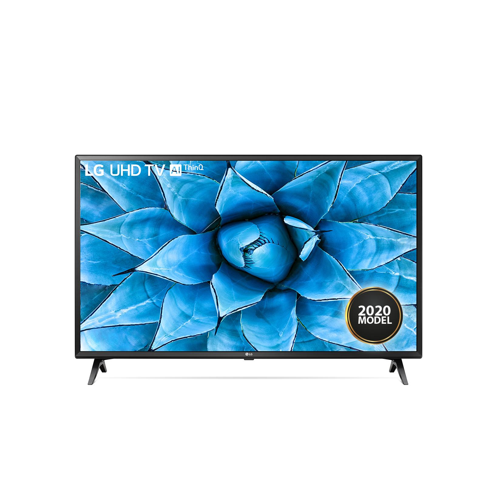 """LG43UN7340PVA.AFB 43"""" UHD Smart Digital TV AI Smart; 4K IP"""