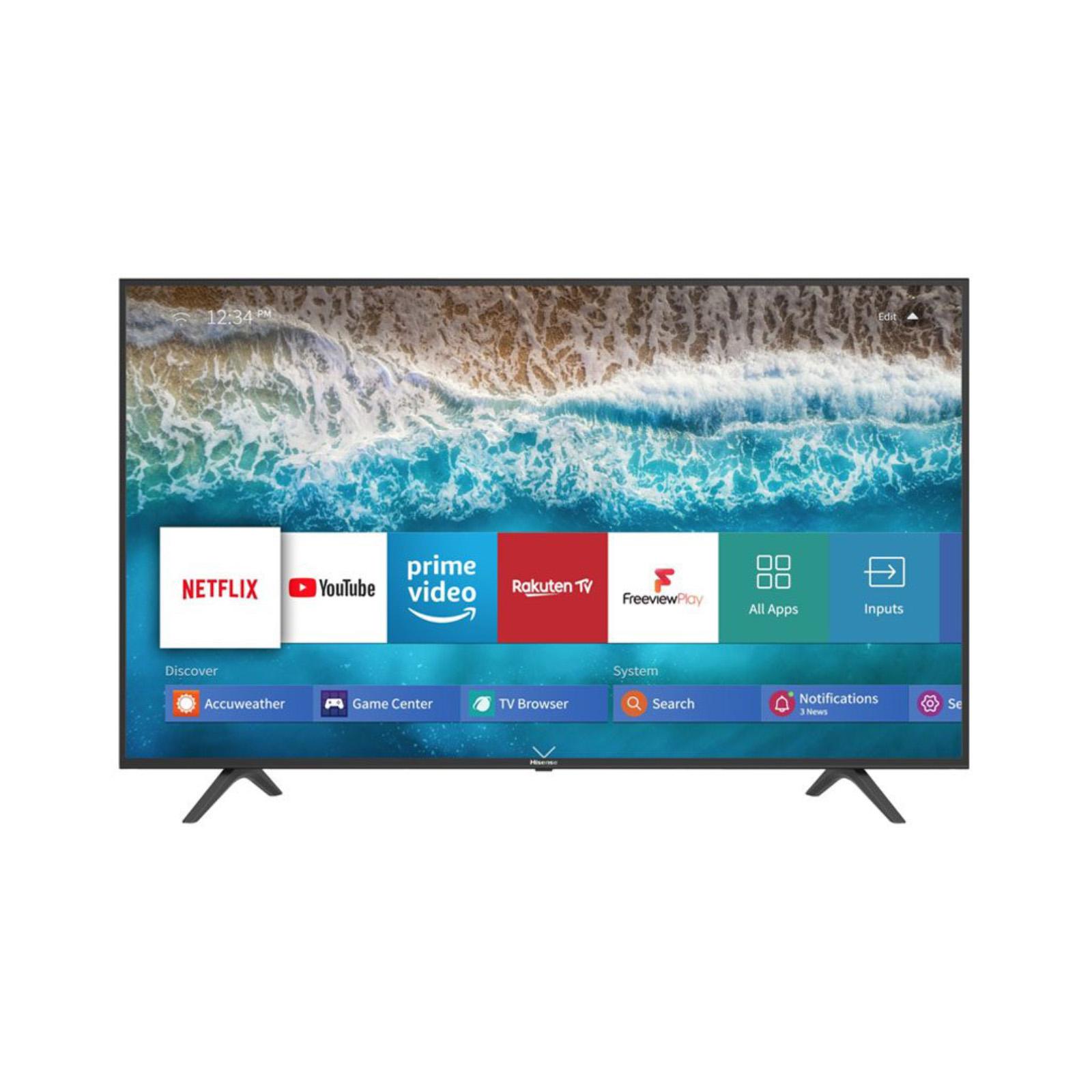 HISENSE43 UHD TV