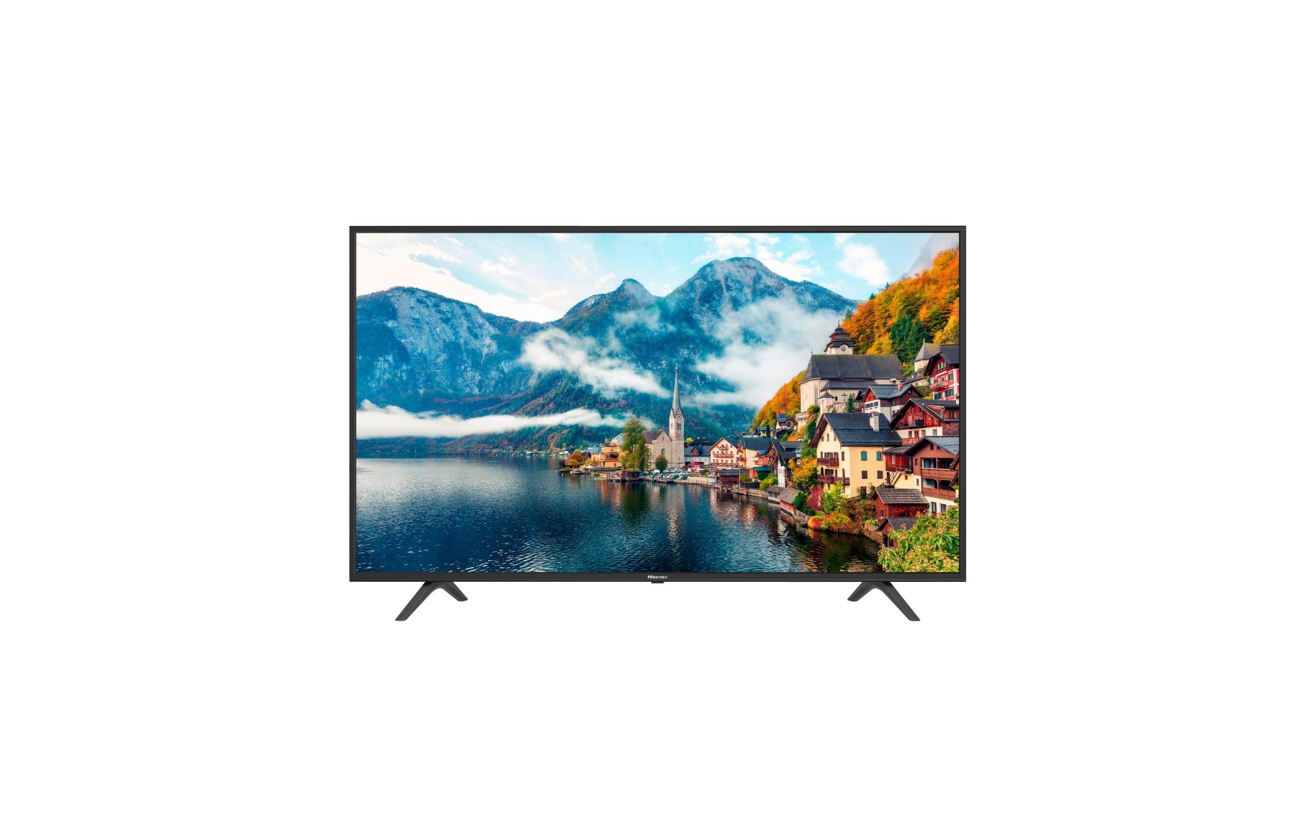HISENSEH55B7100, 139.7 cm (55″), 3840 x 2160 pixels, LED