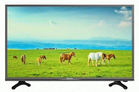 "HISENSE32"" HD TV; Natural Colour Enhancer; USB movie; musi"