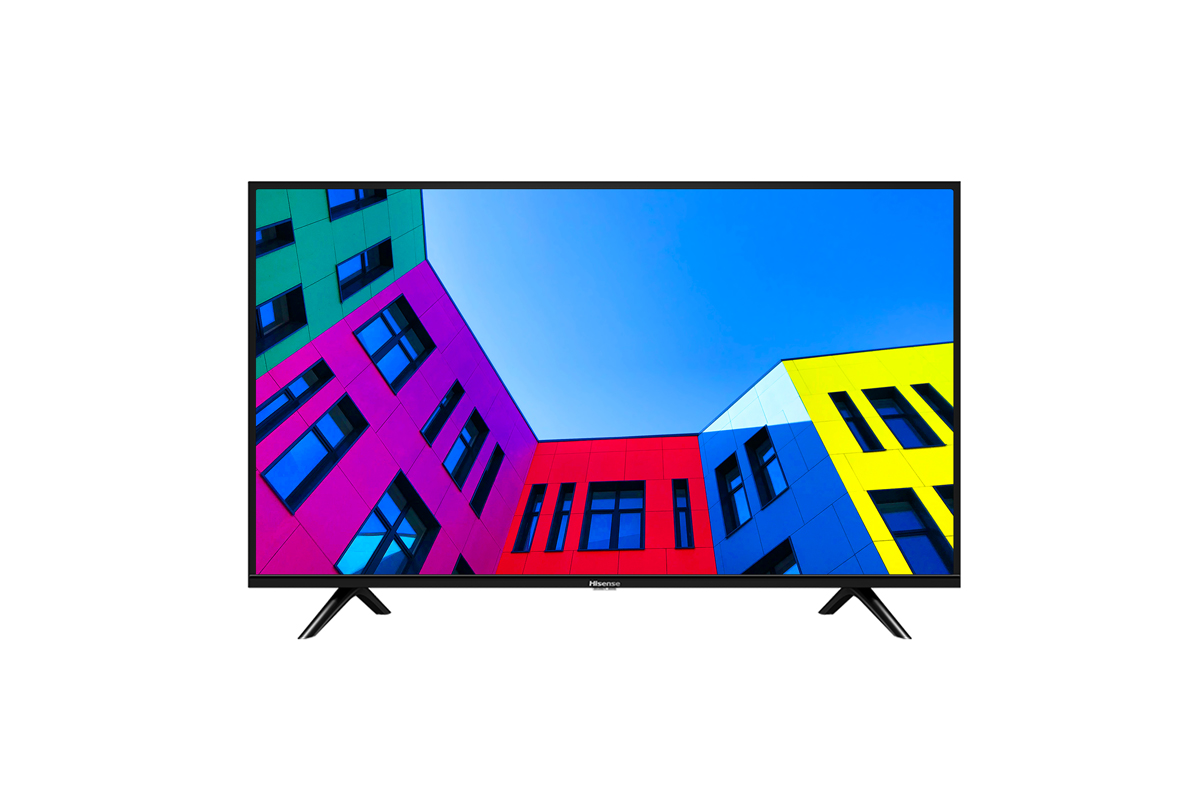 "HISENSE40"" FHD TV; Natural Colour Enhancer; USB movie; mus"