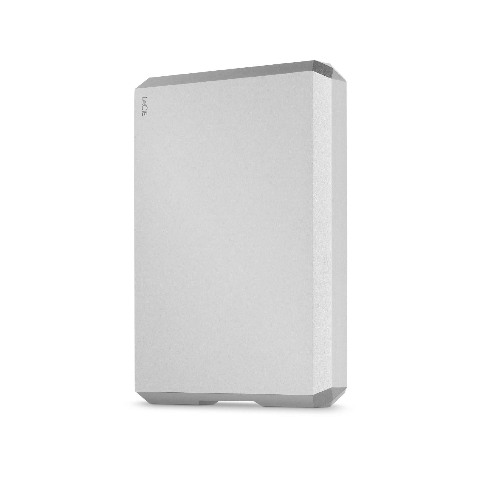 LACIELACIE 4TB 2.5 MOBILE ABLE USB 3.0 MOON SILVER
